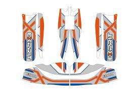 Exprit Sticker Kit - suits M6 Body/M7 Nassa