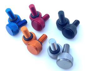 Beadlock Bolt - Aluminium