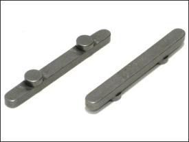 Axle Key 2 x Pegs 7.5x34mm -suits 50mm ProDezine