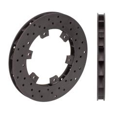 Ventilated Brake Disc - Drilled - 200x18mm
