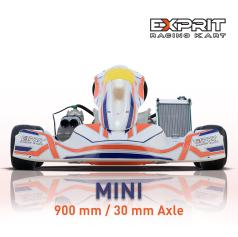 Exprit Chassis - MINI - 900mm - 30mm Axle