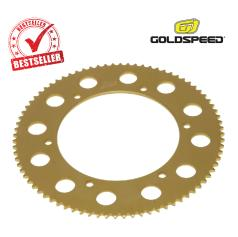 Goldspeed Sprocket - Euro - Gold