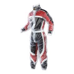 OMP Kart Rain Suit - CLEAR