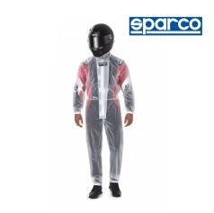 Sparco Rain Suit - T1 EVO - CLEAR