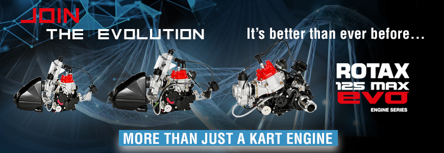 ROTAX ENGINES | International Karting Distributors