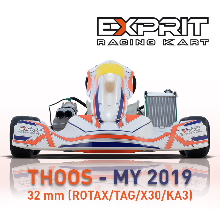 EXPRIT THOOS 32mm CHASSIS (ROTAX/TAG/X30/KA3)